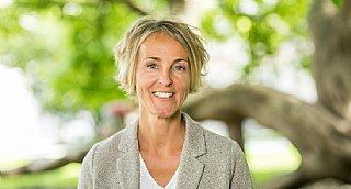 Geschäftsführerin Sabine Wolfsgruber © umwelt service salzburg, Andreas Hechenberger