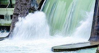 Wasserkraftwerk © iStock