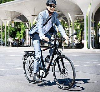 Neue Bedingungen für Elektro-Räder