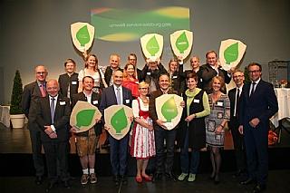 Pressetext umwelt service salzburg gala 2016