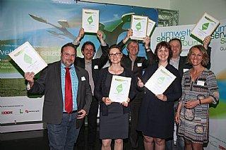 Berater der Preisträger Gala 2016 © umwelt service salzburg/Neumayr