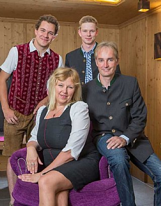Familie Langegger, Bachgut GmbH © Bachgut GmbH