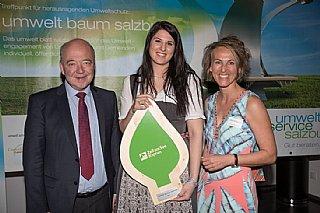 Mobilität: Zell am See-Kaprun (vlnr) Präsident K. Steindl (WKS), S. Zorn, S. Wolfsgruber