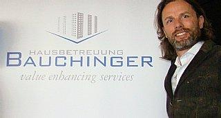 GF Norbert Kerekes, Fa. Hausbetreuung Bauchinger Gala 2017 © uss_neumayr
