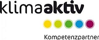 Logo klimaaktiv Kompetenzpartner © klimaaktiv