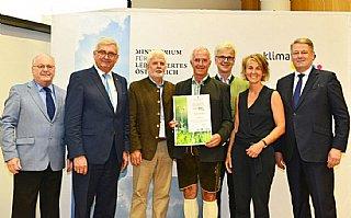 Auszeichnung für Salzburger Gemeinden