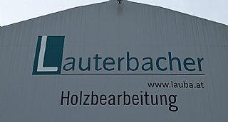 Lauterbacher Holzverarbeitung © proHolz Salzburg