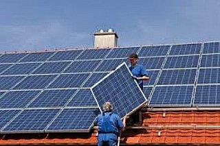 Photovoltaik-paneel © umwelt service salzburg