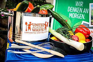 United Against Waste © Christian Fürthner