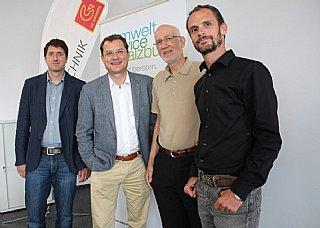 Experten bei LIVE im Betrieb, Steiner Haustechnik KG © uss