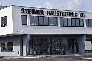 Neubau Steiner Haustechnik KG in Bergheim © Steiner Haustechnik KG