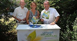 40 Millionen Euro für die Umwelt investiert