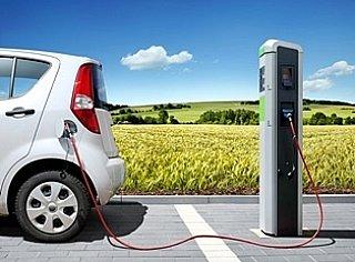 Elektro-Tankstelle © fotolia