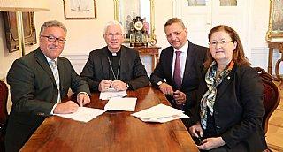 Erzdiözese ist neuer Verbündeter im Klimaschutz