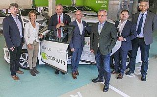 Salzburger Landeskliniken setzen auf E-Mobilität
