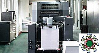 Umweltzeichen Druckereien