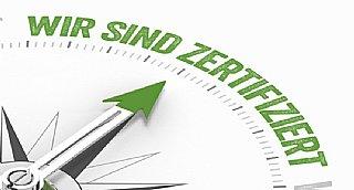 RE-Zertifizierung von Umweltzeichen oder Umweltmanagementsystemen
