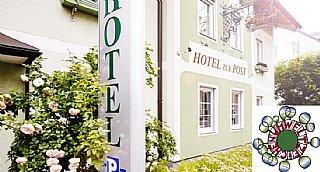 Das grüne Hotel zur Post in Maxglan-Salzburg ist Tourismus-Vorzeigebetrieb in Sachen Umwelt- und Klimaschutz © Hotel zur Post