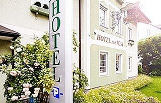 Das grüne Hotel zur Post, Salzburg-Maxglan © Hotel zur Post