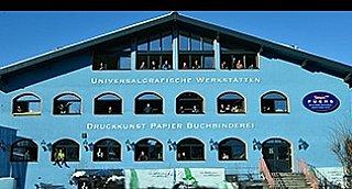 Buchbinderei Fuchs in Saalfelden nach erfolgter Sanierung © Buchbinderei Fuchs
