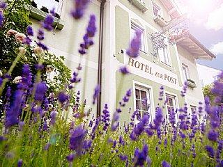 Das Grüne Hotel zur Post in Maxglan © Hotel zur Post