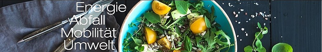 Großküche für betrieblichen Umweltschutz