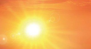 Kälte aus der Sonne