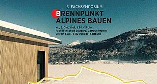 Brennpunkt Alpines Bauen 2019