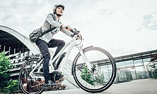 Rad fahren statt Stau stehen