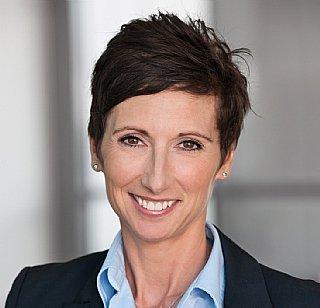Geschäftsführerin Astrid Lamprechter © GWS