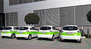 E-Auto an Ladestation © fotolia