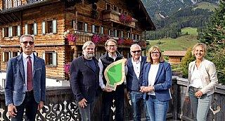 Umweltblatt 2020: Puradies Embachhof GmbH & Co KG