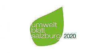 Logo umwelt blatt salzburg 2020 © uss