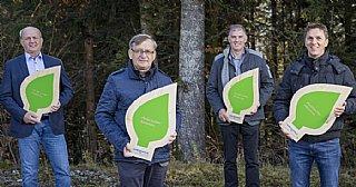 Umweltblatt 2020: Holzcluster Abtenau