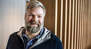 Michael Madreiter, Eigentümer des PURADIES in Leogang © Johannes Kernmayr
