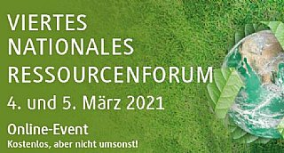 Viertes nationales Ressourcenforum