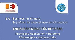 Business4Climate: Die neuen Broschüren sind da!