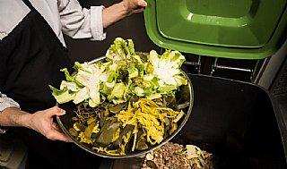 Lebensmittel-Abfallvermeidung in Großküchen © iStock