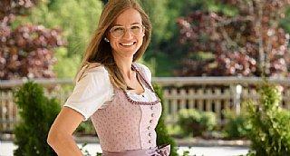 Anna Arnold, Geschäftsführerin des Hotel Seitenalm © Seitenalm